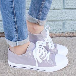 SERA comfy sneakers - LT. GREY
